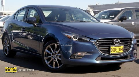 2018 Mazda3 Grand Touring FWD 4dr Car