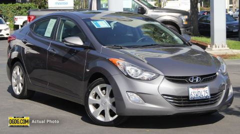Pre-Owned 2012 Hyundai Elantra Limited PZEV