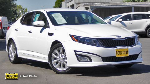 2015 Kia Optima EX FWD 4dr Car