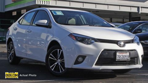 2016 Toyota Corolla LE FWD 4dr Car