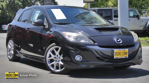 2012 Mazda3 Mazdaspeed3 Touring FWD Hatchback