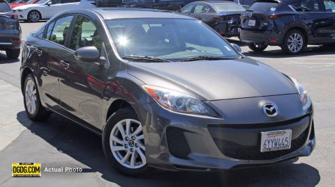 Pre-Owned 2013 Mazda3 i Grand Touring