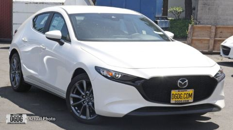 New 2020 Mazda3 Hatchback Base