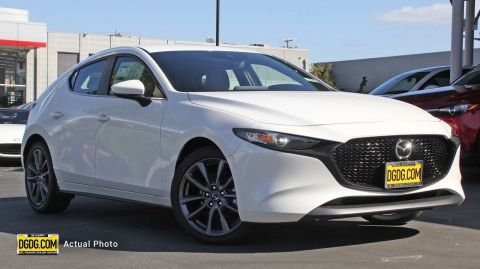 2019 Mazda3 w/Preferred Pkg FWD Hatchback