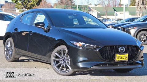 2020 Mazda3 Hatchback w/Preferred Pkg FWD Hatchback