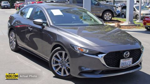Certified Pre-Owned 2020 Mazda3 Sedan w/Select Pkg