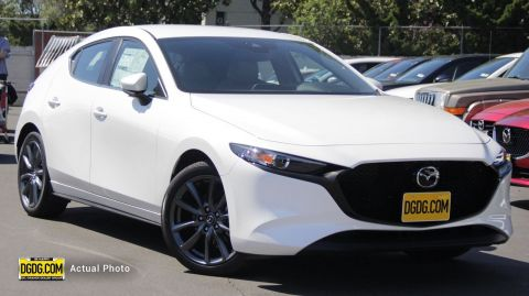 2019 Mazda3 Hatchback Base AWD