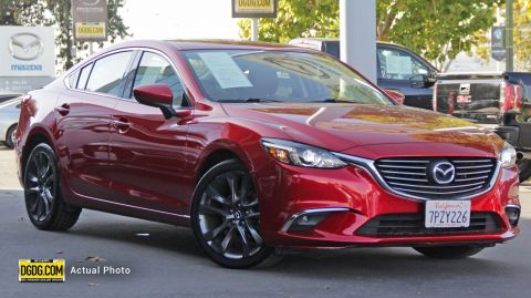 2016 Mazda6 i Grand Touring FWD 4dr Car