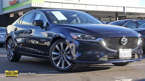 2018 Mazda6 Grand Touring FWD 4dr Car