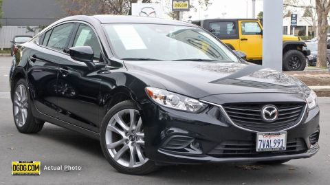 2017 Mazda6 Touring FWD 4dr Car