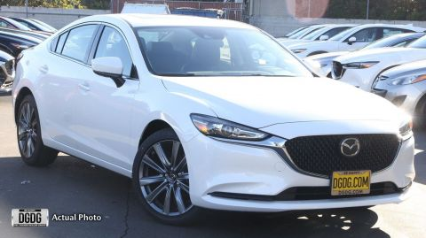 2020 Mazda6 Touring FWD 4dr Car