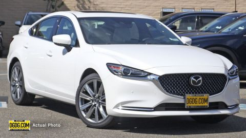 2019 Mazda6 Signature FWD 4dr Car