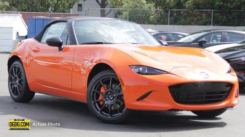 2019 Mazda MX-5 Miata 30th Anniversary RWD Convertible