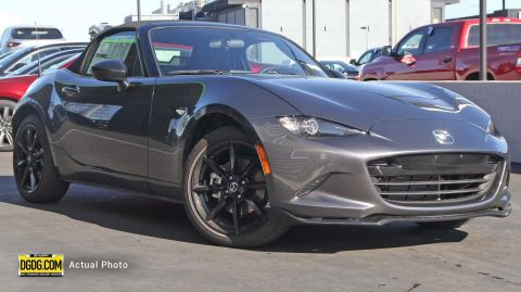 2019 Mazda MX-5 Miata Club RWD Convertible