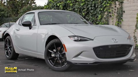 2019 Mazda MX-5 Miata RF Club RWD Convertible