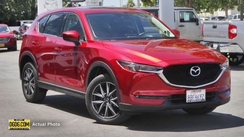 2017 Mazda CX-5 Grand Select FWD Sport Utility