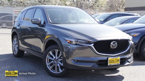 New 2019 Mazda CX-5 Grand Touring