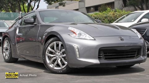 Pre-Owned 2013 Nissan 370Z