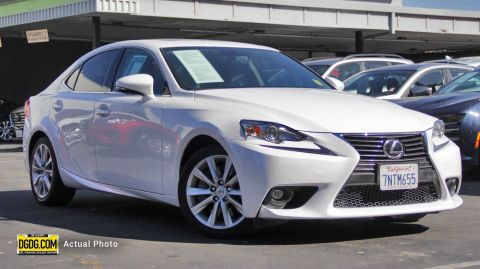 2016 Lexus IS 200t 200t RWD 4dr Car