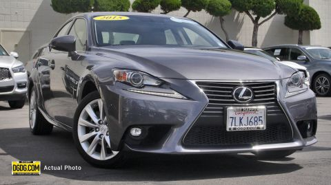 2015 Lexus IS 250 250 RWD 4dr Car