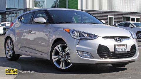 2017 Hyundai Veloster Value Edition FWD 3dr Car
