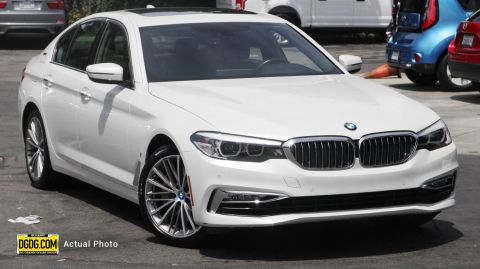 Pre-Owned 2018 BMW 5 Series 530e iPerformance